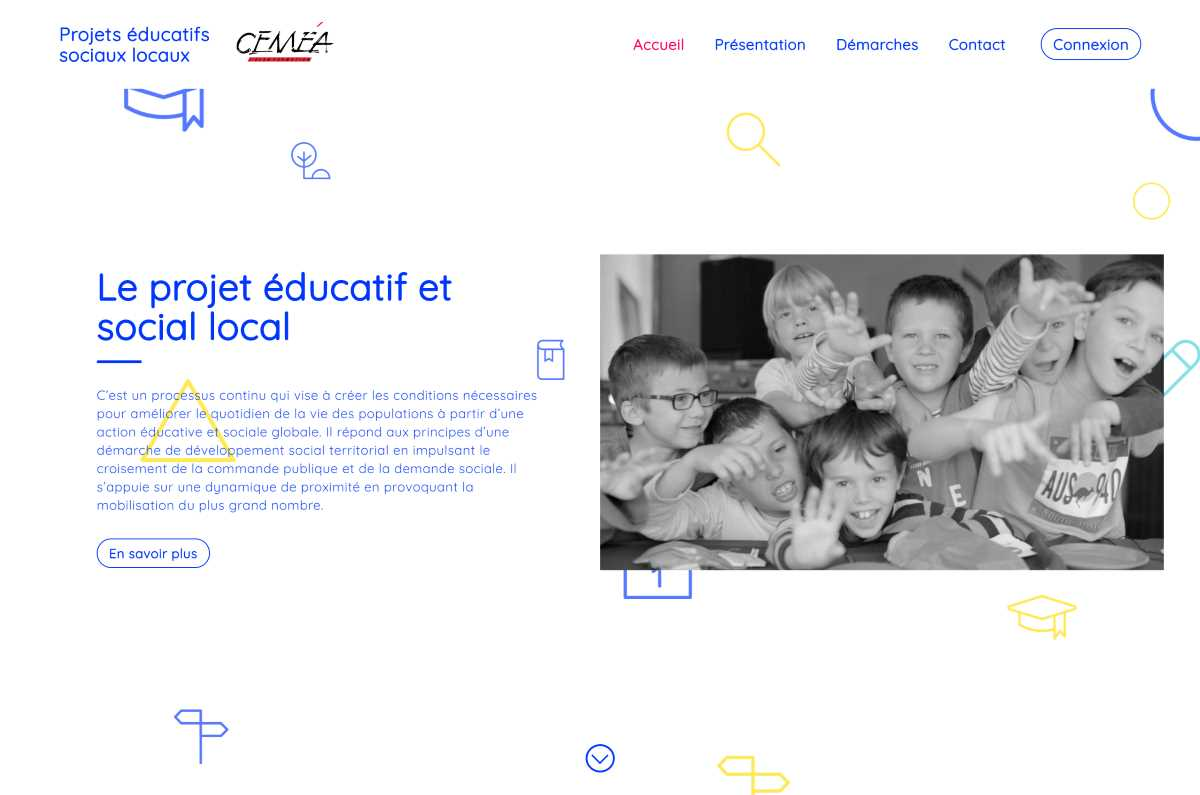 Site web exemple